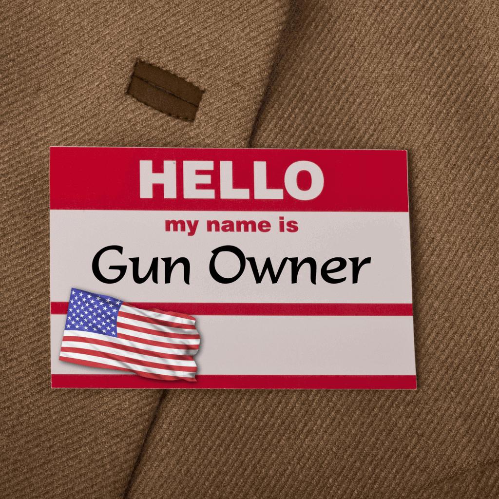 My Name is Gun Owner